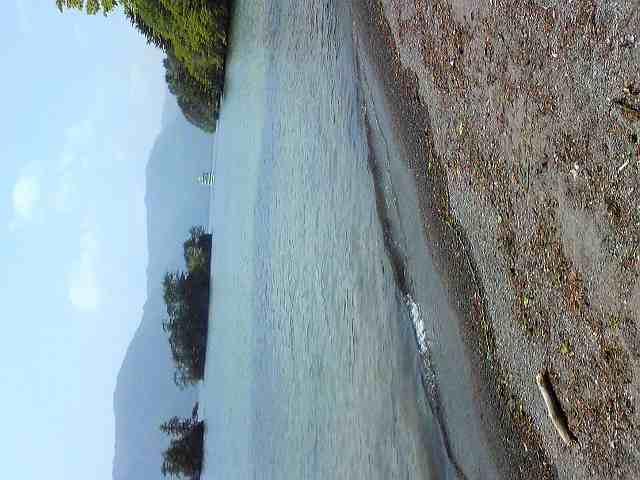 十和田湖に来ています