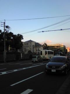 桜島の噴火です