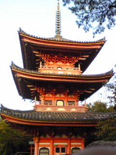 国宝 三重の塔