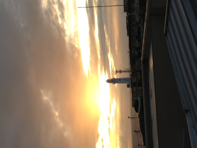 犬吠埼の日の出