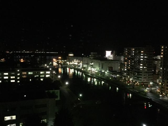 呉港の風景です。