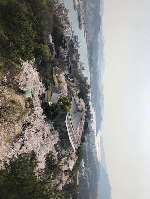 千光寺公園からの展望