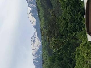 木曽駒ケ岳です。